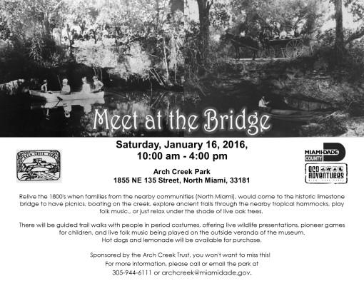 Meet at the Bridge - 01.16.16