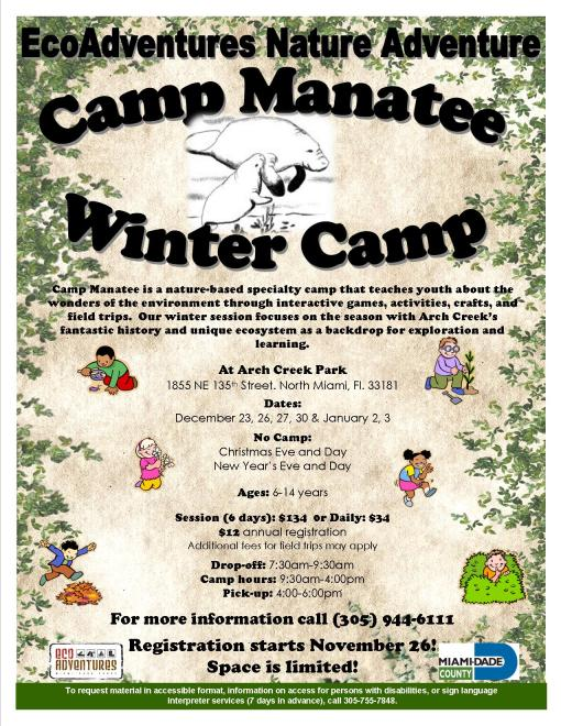 Winter Camp 13-14 flyer